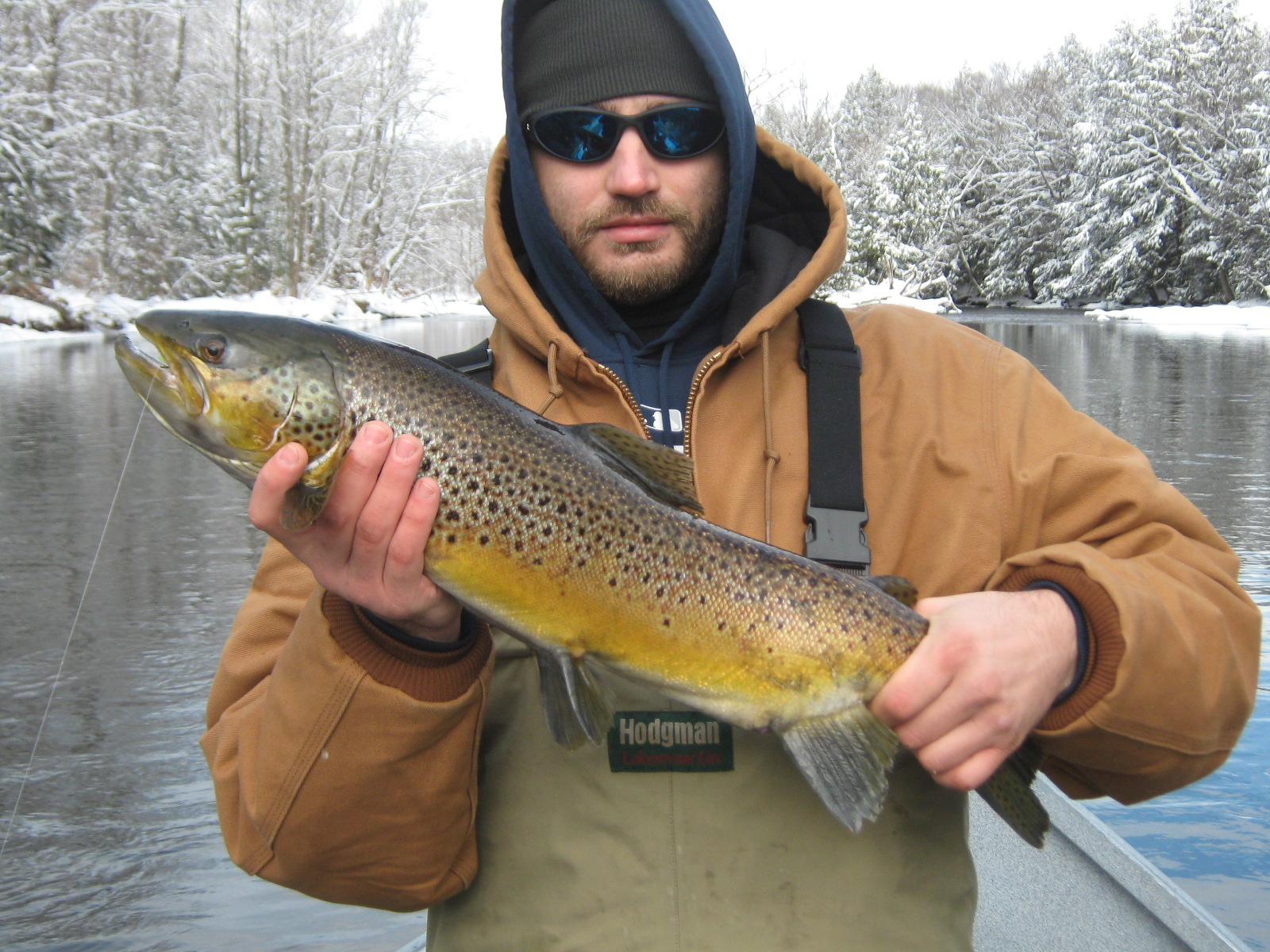 2011 SRO Steelhead Tournament